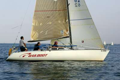 Das Boot--The Ultimate Sailing Machine