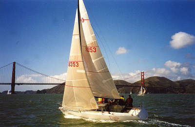 Bessie Jay: '99 Spring Keel (Photo by Terry White)