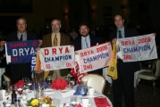DRYA Season Winners: Jerry Lohmeyer, Peter Fortune, Harald Kolter, Eric Nicesch