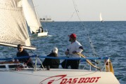 Harald Kolter's Das Boot #62 1st in N. Channel Race