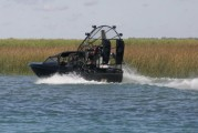 St. Clair Flats Airboat
