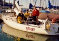 Exocet Crew before leaving the dock at RYC