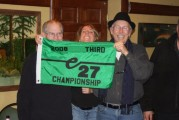 Punk Dolphin 3rd Championship Richard Gilbert, Tony Lawrence & Tracey Rhodes