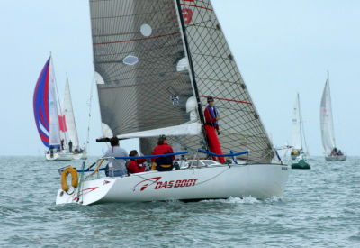 Das Boot GPYC Bluenose Regatta Se[t 2009