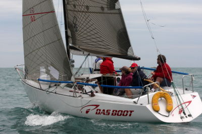 Das Boot #62 South Port SC Regatta
