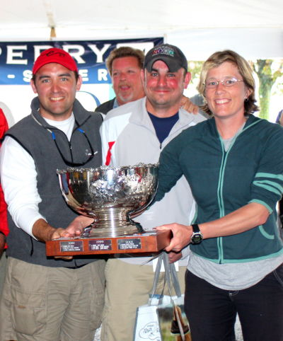 Great Lakes Trophy/Detroit NOOD-Sarah Deeds, Graham Semivan, David Rueda