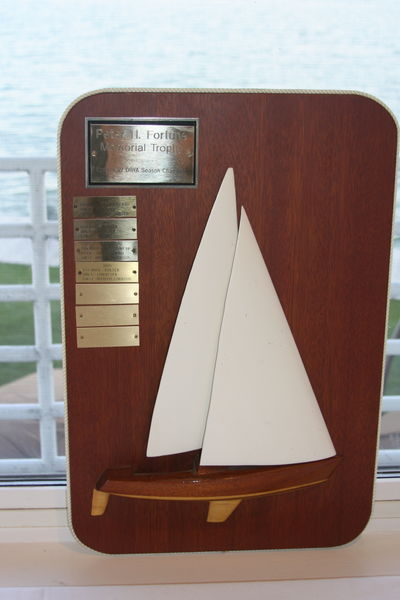 Peter Fortune DRYA Championship Memorial Trophy